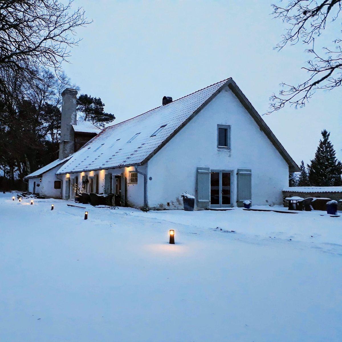 Orjaku küla talvekuu