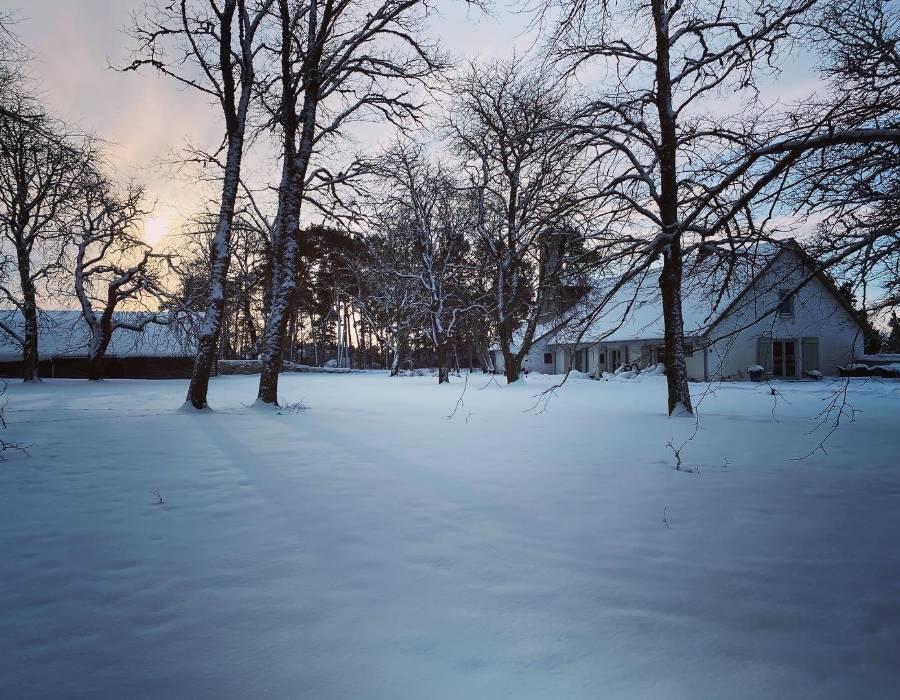 Mida teha talvel Hiiumaal?